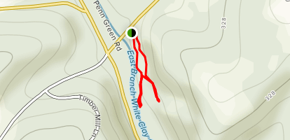 Landenberg Junction Trail Map