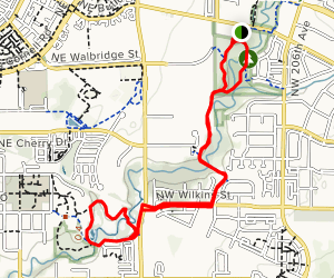 Rock Creek Trail Orchard Park To Orenco Woods Oregon Alltrails