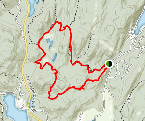 Red Back Trail  Map