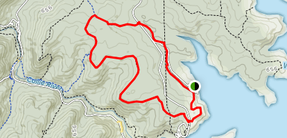 Sika Trail Map