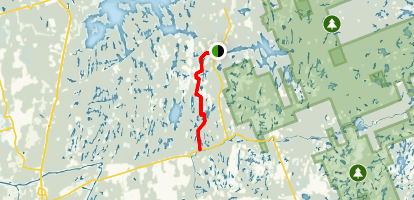 Cooper's Falls Trail via Trans-Canada Trail - Ontario ... on snowpack map, new york blizzard weather map, frost depth map, roof loading map, snowfall by state map, asce-7 05 snow laod map, snowfall potential map, zip code map, catamount ski area map, snow probability map, compressor map, r-value map, average annual snowfall map, new york snowfall map, snow loading map ohio,