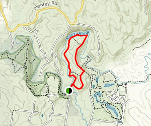 Mount Lofty Loop Map