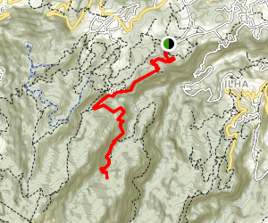 Kings Levada Map