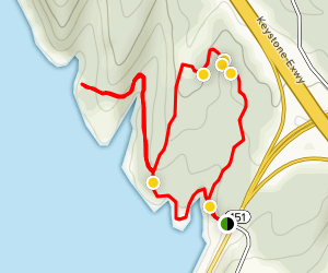 Two Rivers Trail Map