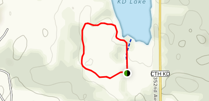 KD Lake Orange and Green Trail - Wisconsin | AllTrails Kd Us Map on mc map, fc map, mb map, nb map, sk map, ae map, hk map, pc map, kl map, ac map, world map, be map,