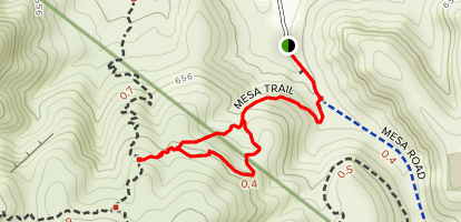 Santee Mesa Trail Loop - California | AllTrails