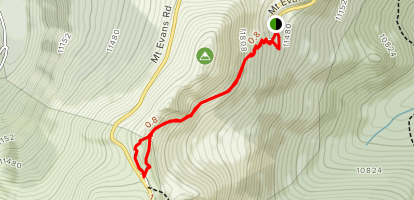 on galith mountain map