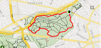 Forest Park Loop - New York | AllTrails