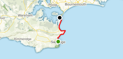 South West Coast Path: Swanage to South Haven Point - Dorset ... on