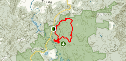Dupont Ridgeline Trail Loop - North Carolina | AllTrails on map of nc arboretum, map of pisgah national forest, map of mount mitchell, map of dupont state forest, map of transylvania county, map of blue ridge parkway, map of chimney rock, map of mount pisgah, map wa state park, map of grandfather mountain,