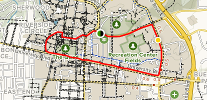 University of Alabama Walking Trail - Alabama | AllTrails