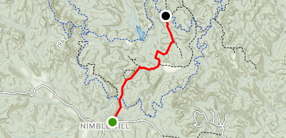 Forest Service Road 28-1 - Georgia | AllTrails
