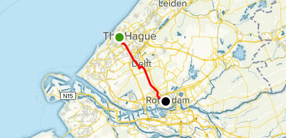 The Hague to Rotterdam - South Holland, Netherlands | AllTrails