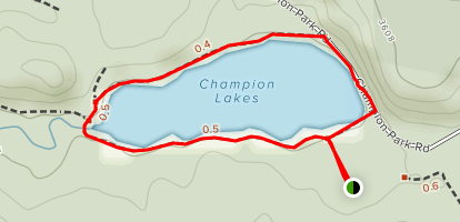 Lakes Of Canada Map.Champion Lakes Trail British Columbia Canada Alltrails