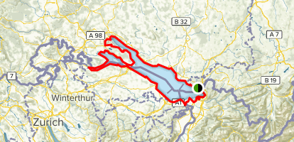 lake constance cycle route map Lake Constance Bike Path Bavaria Germany Alltrails lake constance cycle route map