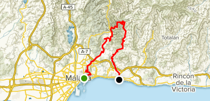Viewpoint Trail - Andalusia, Spain | AllTrails on map of marsala, map of penedes, map of italica, map of costa de la luz, map of graysville, map of tampere, map of venice marco polo, map of mount ephraim, map of mutare, map of puerto rico gran canaria, map of macapa, map of sagunto, map of soria, map of getxo, map of iruna, map of cudillero, map of isla margarita, map of andalucia, map of bizkaia, map of monchengladbach,