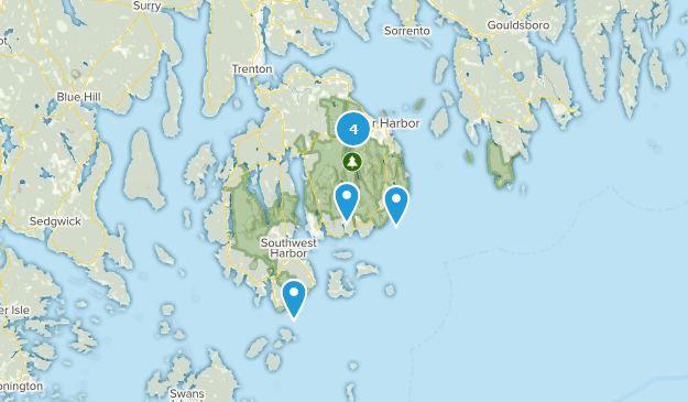 Die besten Langlaufloipen in Acadia National Park | AllTrails
