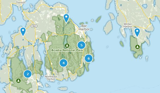 Beste Wege ohne Hunde in Acadia National Park | AllTrails