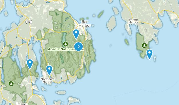 Die besten Wasserfallrouten in Acadia National Park   AllTrails