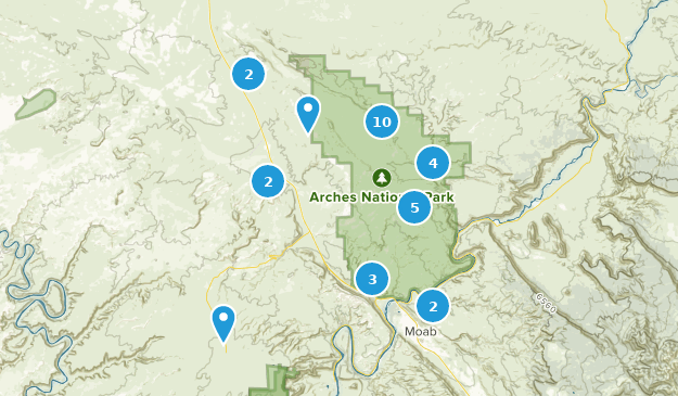 Best Kid Friendly Trails In Arches National Park Alltrails