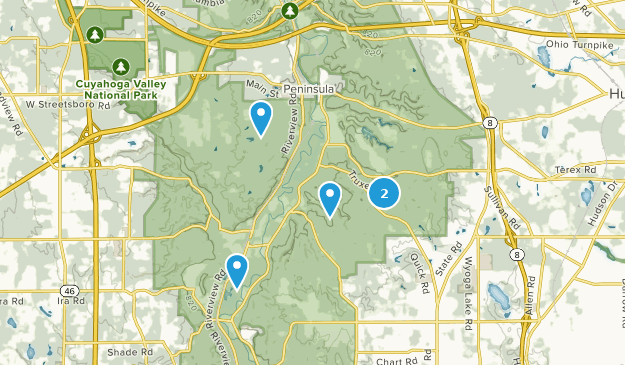 Best Lake Trails in Cuyahoga Valley National Park | AllTrails