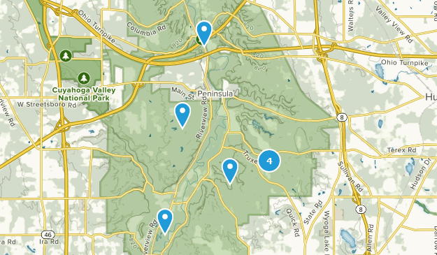 Best Lake Trails in Cuyahoga Valley National Park   AllTrails