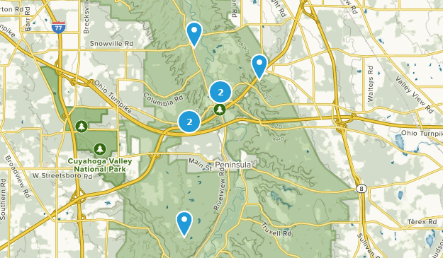 Best Waterfall Trails in Cuyahoga Valley National Park ...