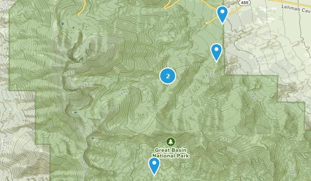 Beste Campingrouten in Great Basin National Park | AllTrails