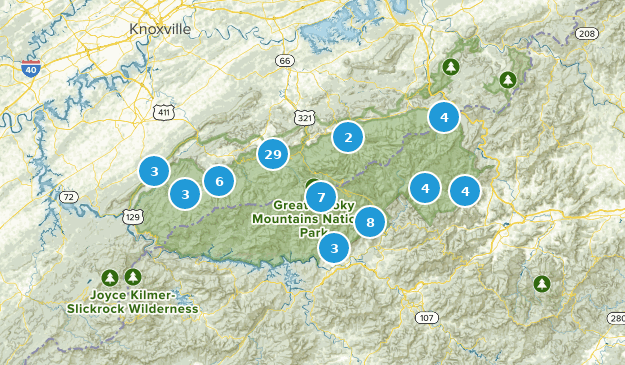 Best Kid Friendly Trails in Great Smoky Mountains National Park ...