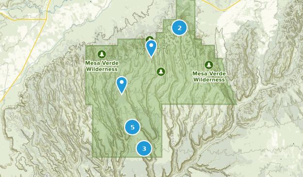 Best Bird Watching Trails in Mesa Verde National Park | AllTrails