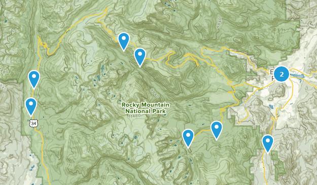 Beste kinderwagentaugliche Wege in Rocky Mountain National ...