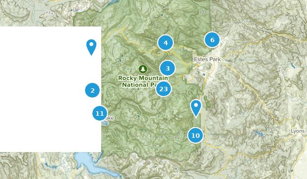 Best Waterfall Trails in Rocky Mountain National Park | AllTrails