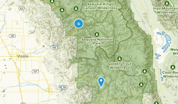 Beste Schneeschuhwanderwege in Sequoia National Park   AllTrails