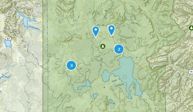 Beste barrierefreie Wege in Yellowstone National Park ...