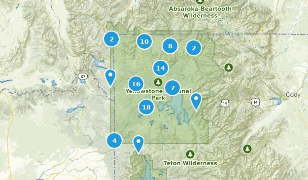 Best Kid Friendly Trails in Yellowstone National Park | AllTrails