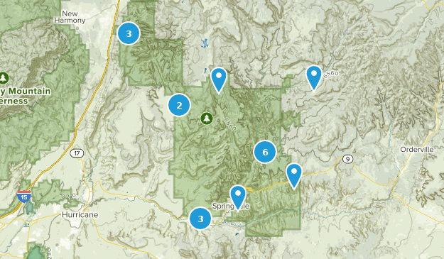 Best Camping Trails in Zion National Park   AllTrails on zion national park road map, zion national park logo, zion national park map satellite, zion national park area map, zion national park jeep trails, zion national park map and guide, zion national park southern map, zion national park map s, zion national park directions, french creek state park hiking trail maps, zion national park animals, zion national park on a usa map, canyon arizona and utah maps, zion national park sunrise,
