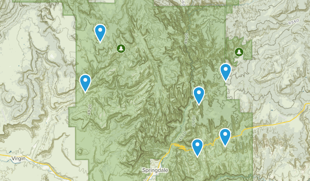 Beste Kletterrouten in Zion National Park   AllTrails