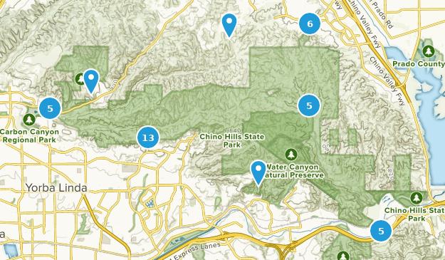 Best Hiking Trails In Chino Hills State Park Alltrails