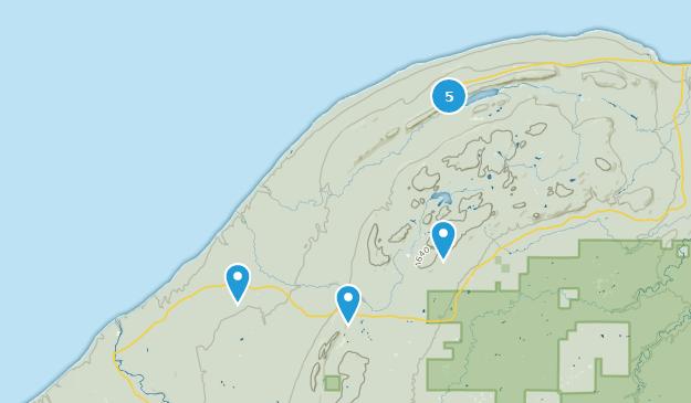Best Running Trails in Porcupine Mountains Wilderness State ...