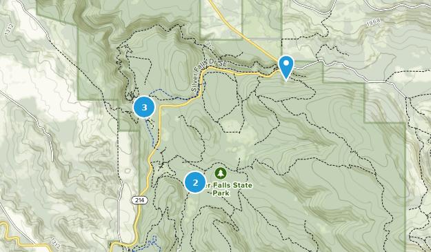 Best Bird Watching Trails In Silver Falls State Park Alltrails