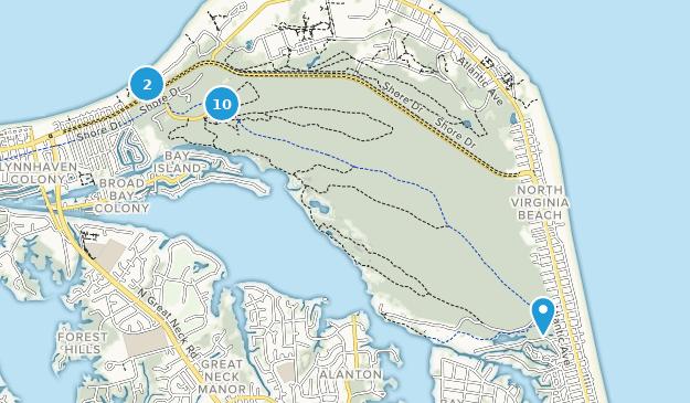 Premier Landing State Park Nature Trips Map