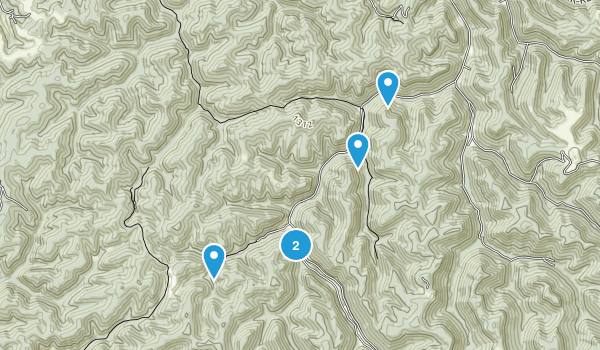 Best Wildlife Trails In Kanawha State Forest 56 Photos 38: Kanawha State Forest Map At Codeve.org