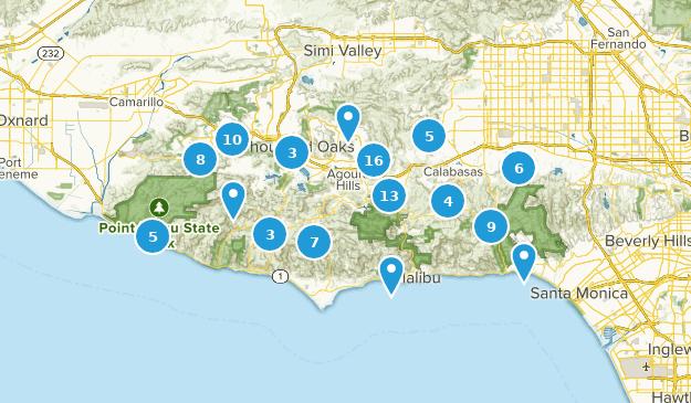 Best Mountain Biking Trails in Santa Monica Mountains ...