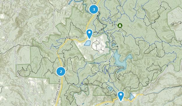 Beste Flusswege im Dupont State Forest | AllTrails on