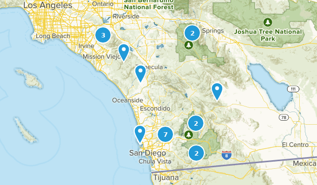 Best Rock Climbing Trails In Cleveland National Forest Alltrails - Cleveland-on-us-map