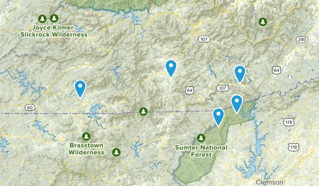 Best Fishing Trails in Nantahala National Forest   AllTrails