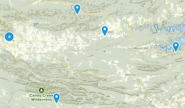 Beste kinderfreundliche Wege in Ouachita National Forest | AllTrails