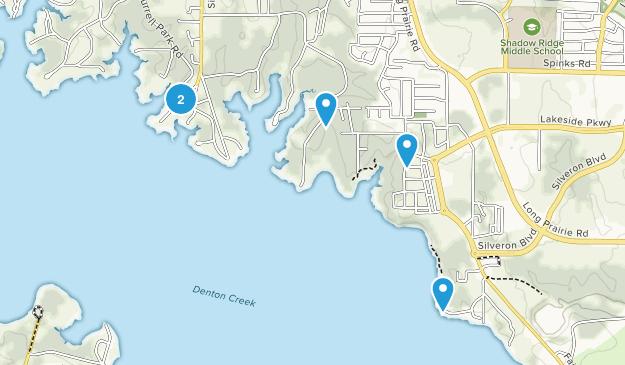 Murrell Park Hiking Map