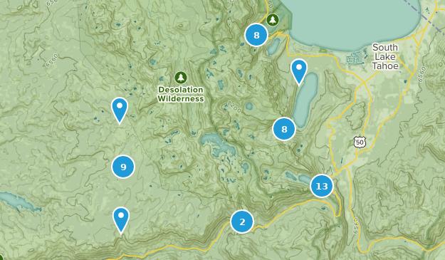 Best Backng Trails in Desolation Wilderness | AllTrails on