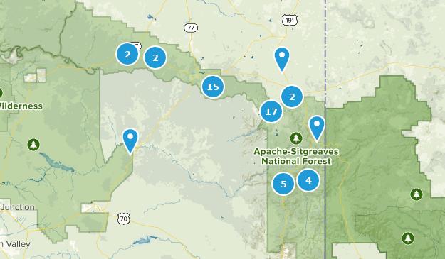 Die besten Wanderwege in Apache Sitgreaves National Forest ...
